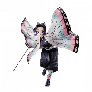 PREORDER - MegaHouse GALS Series Demon Slayer Kimetsu no Yaiba Shinobu Kochou Figure (purple)