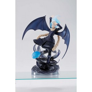 PREORDER - Bandai Ichibansho That Time I Got Reincarnated As A Slime Wrath Of God Rimuru Automatic Battle Ver. Harvest Festival Figure (navy)