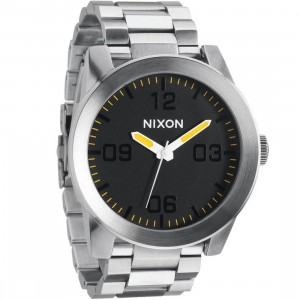 Nixon Corporal SS Watch (grand prix)