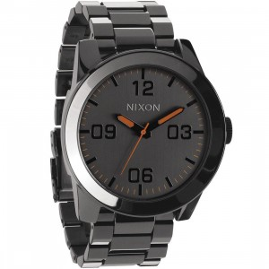 Nixon Corporal SS Watch (steel grey)