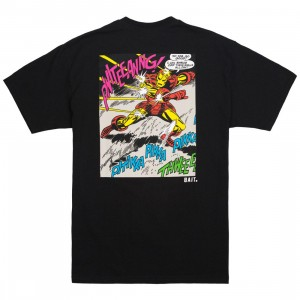 BAIT x Marvel Comics Men Iron Man Invincible Tee (black)
