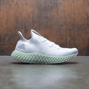 Adidas Women Alphaedge 4D W (white / grey three / linen green)