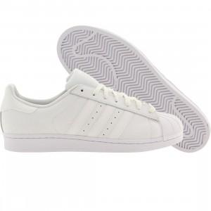 Adidas Men Superstar Foundation (white / white ftw / running white)