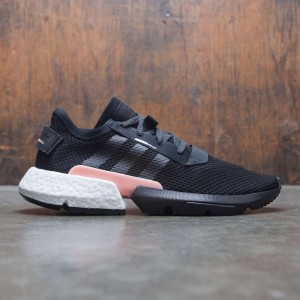 Adidas Men POD-S3.1 (black / core black / clear orange)