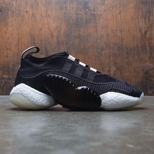 Adidas Men Crazy BYW LVL II (black / real purple / footwear white)