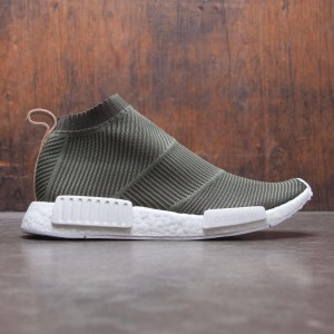 Adidas Men NMD CS1 PK (green / night cargo / base green / footwear white)
