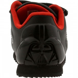Adidas Toddlers ZX 700 Darth Vader (black / core black / red)