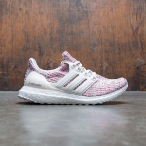 Adidas Women UltraBOOST W (white / chalk pearl / cloud white / shock pink)