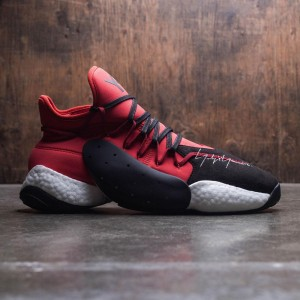 Adidas Y-3 Men BYW Bball (black / lush red / core white)
