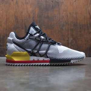 Adidas Y-3 Men Harigane (white / black / lush red)