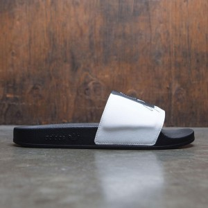 Adidas Y-3 Men Adilette Slide (white / black)