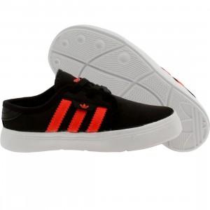 Adidas Skate Toddler Seeley I (black / cblack / solred / ftwwht)