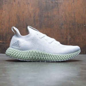 Adidas Men Alphaedge 4D (white / grey three / linen green)