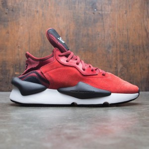Adidas Y-3 Men Kaiwa (red / lush red / rust red)