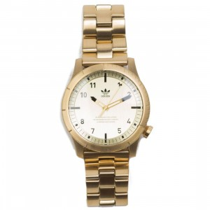 Adidas CYPHER_M1 Z03-510-00 Watch (gold / all gold / black)