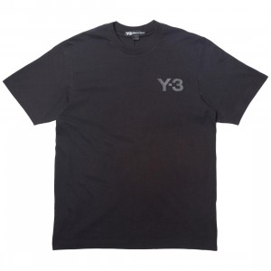 Adidas Y-3 Men Classic LF Short Sleeve Tee (black)