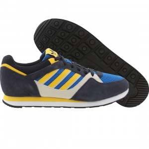 Adidas Men ZX 100 (navy / blubir / sunshi / bliss)
