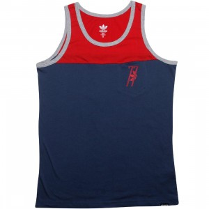 Adidas Skate AS 1 Tank Top (blue / uniform blue)