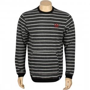 Adidas Sport Crew Sweater (black / megrhe)