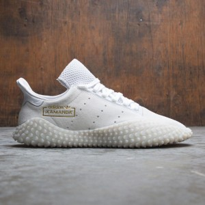 Adidas Men Kamanda 01 (white / crystal white / gold metallic)