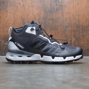 Adidas x White Mountaineering Men WM Terrex Fast GTX Surround (gray / carbon / core black / footwear white)