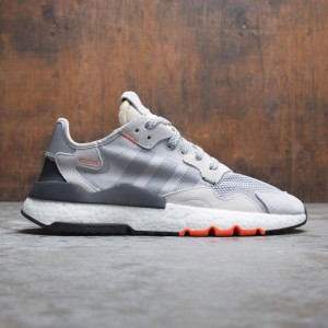 06066fab597adb Adidas Men Nite Jogger (gray   mgh solid grey   solar orange)