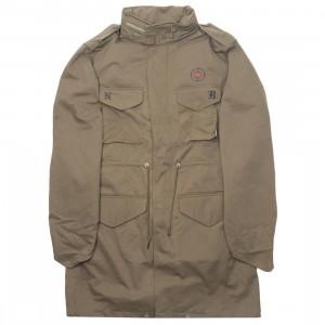Adidas x Neighborhood Men NH M65 Jacket (olive / trace olive)