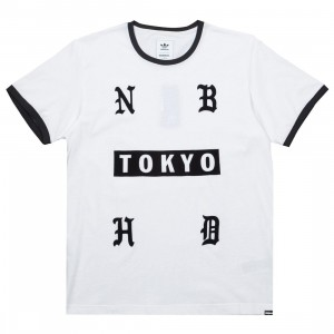 Adidas x Neighborhood Men NH Short Sleeve Tee (white)