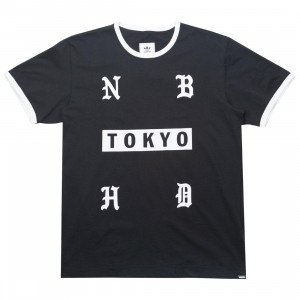 Adidas x Neighborhood Men NH Short Sleeve Tee (black)