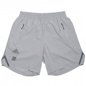 Adidas x Undefeated Men Ultra Shorts LTD (gray / shift grey / utility black)