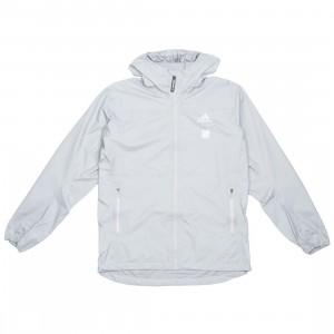 Adidas x Undefeated Men Goretex Jacket (gray / clear onix / black)