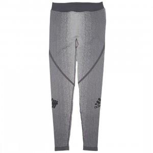 Adidas x Undefeated Men Alphaskin Tech Heat Pants (gray / solid grey / utility black)