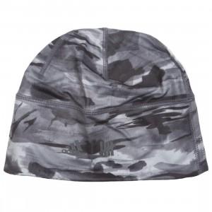Adidas x Undefeated Running Beanie (black / reflective utility black / shift grey)