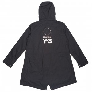 Adidas Y-3 Men Mod Parka Shirt (black)