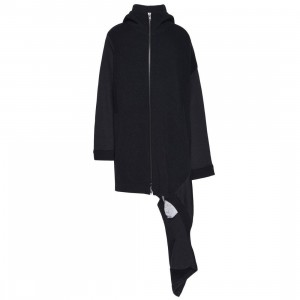 Adidas Y-3 Women Knitted Hooded Dress (black)