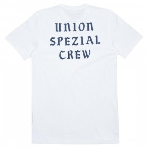 Adidas SPEZIAL x UNION LA Men Union Tee (white)