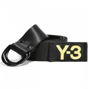 Adidas Y-3 Slogan Belt (black)