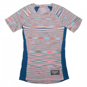 Adidas x Missoni Women City Runners Unite Tee (multi)