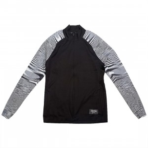 Adidas x Missoni Men PHX Jacket (black / dark grey / white)