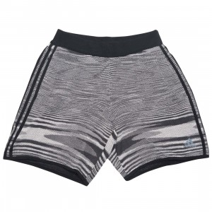 Adidas x Missoni Men Saturday Shorts (black / dark grey / white)