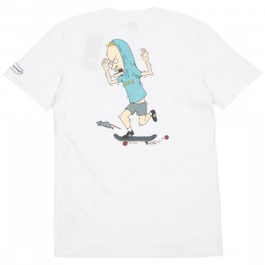 Adidas Men Beavis And Butthead Tee (white)
