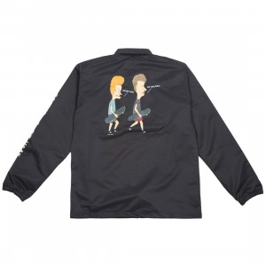 Adidas Men Beavis And Butthead Jacket (black)