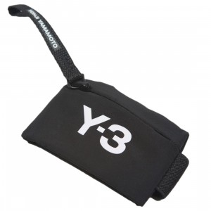 Adidas Y-3 Mini Wrist Wallet (black)