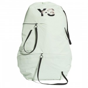Adidas Y-3 Bungee Backpack (green / salty green)