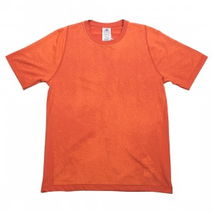 Adidas x Undefeated Men Knit Tee (orange)