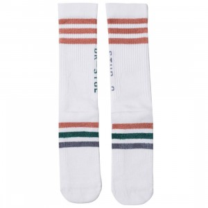 Adidas x Bristol Studio Men Socks (white / cloud white)