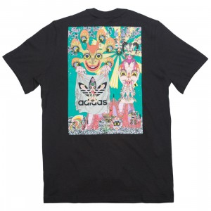 Adidas x Keiichi Tanaami Men Hero Tee (black)