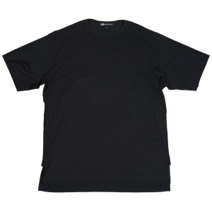 Adidas Y-3 Men Parachute Short Sleeve Tee (black)