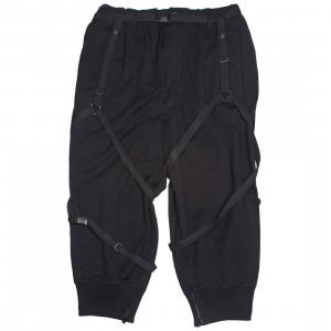 Adidas Y-3 Men Parachute Cropped Pants (black)