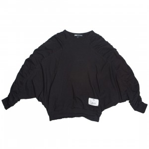 Adidas Y-3 Women Spandex Crew Sweater (black)